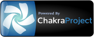 Powered by Chakra Project